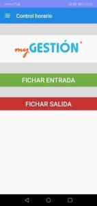 fichar app móvil (Android)